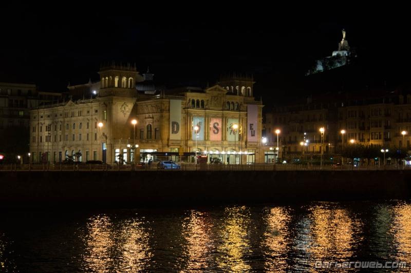 Noche chinesse mamada en San Sebastián